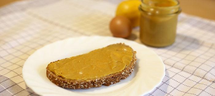 Dein Land Ei zeigt ein leckeres Rezept für Lemoncurd.